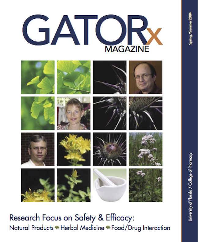Cover for GATORx 2004–05 Issue