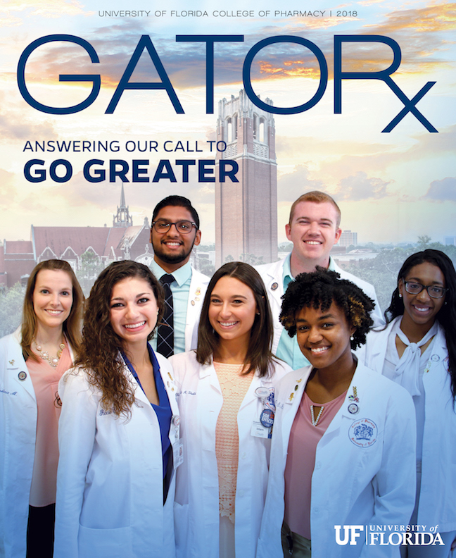 Cover for GATORx 2018–19 Issue