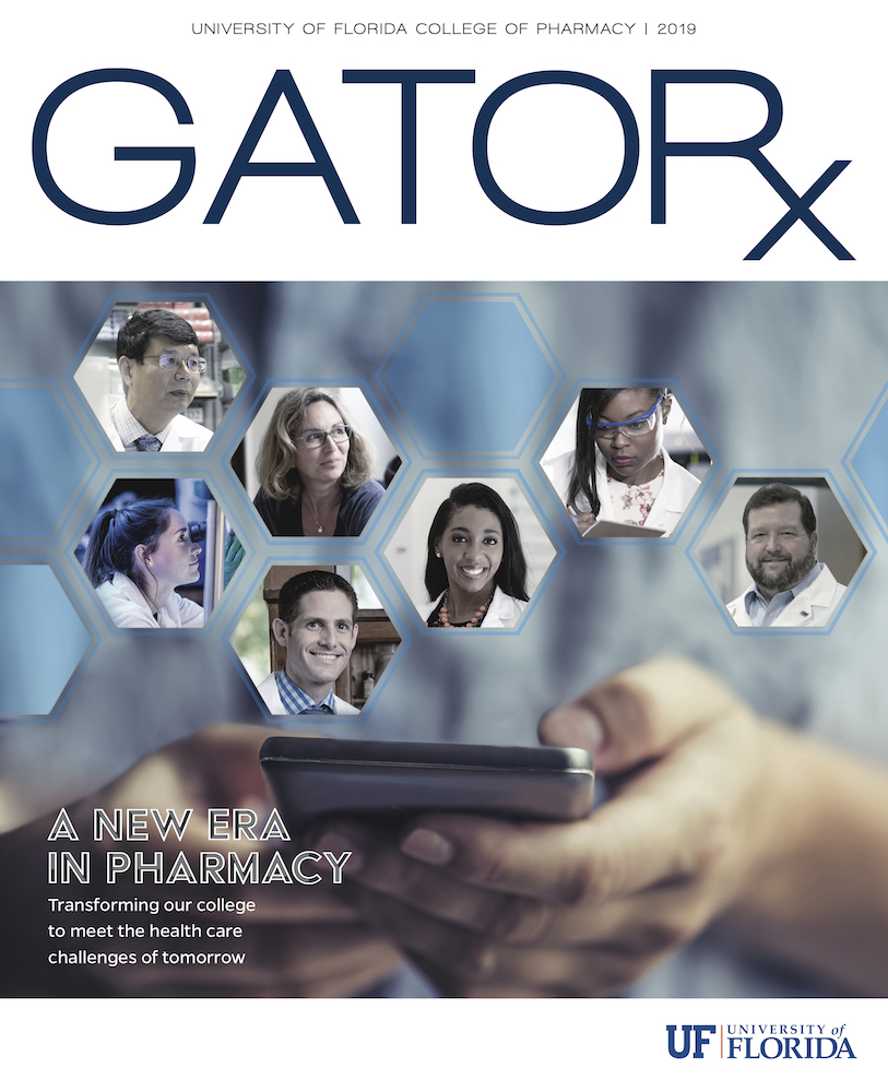 Cover for GATORx 2019–20 Issue
